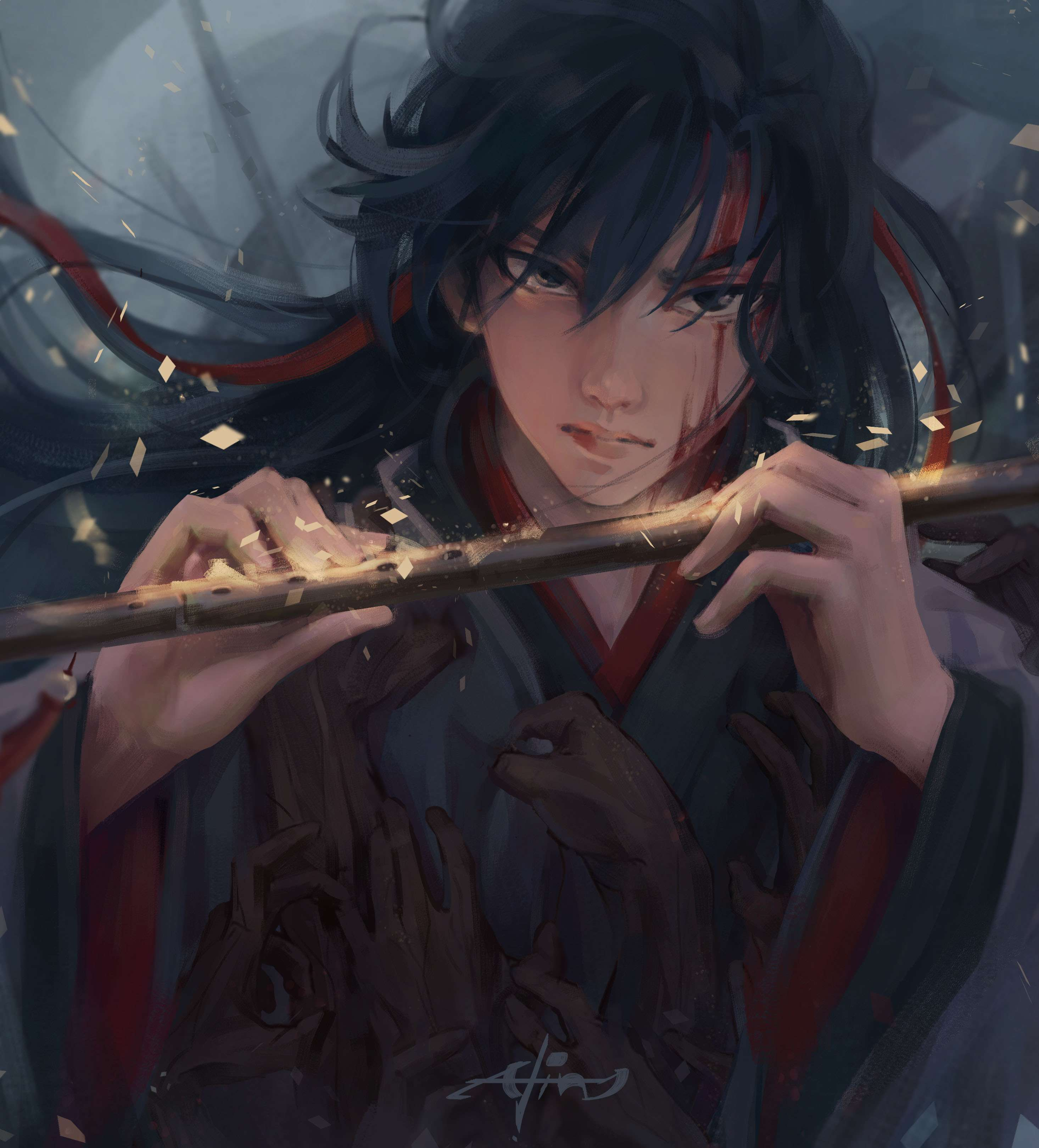 Wei Wuxian (สมกับเป็นท่าน)